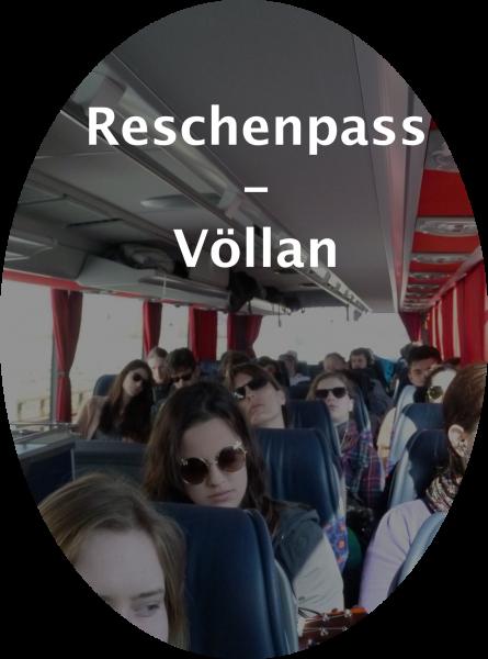 Reschenpass-Völlan